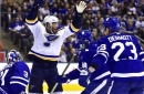 Blues put it all together in win over Maple Leafs