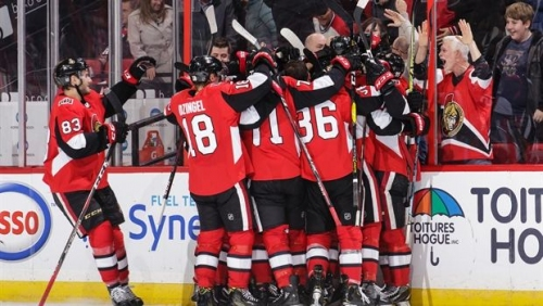 Game Wrap: Senators rally to defeat Canadiens in overtime
