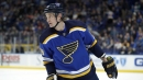 Bouwmeester a healthy scratch for first time in NHL