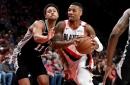 Recap: Blazers Unfazed By Spursin Easy 121-108 Win