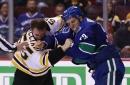 Bo Horvat leads Canucks to OT win over Bruins
