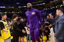 Brandon Ingram, Rajon Rondo Ejected In Chris Paul Fight As Lakers Lose Home Opener