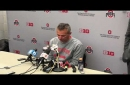Urban Meyer tries to explain Ohio State's shocking loss at Purdue