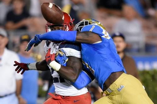 Arizona Wildcats fall to UCLA in Rhett Rodriguez's first collegiate start