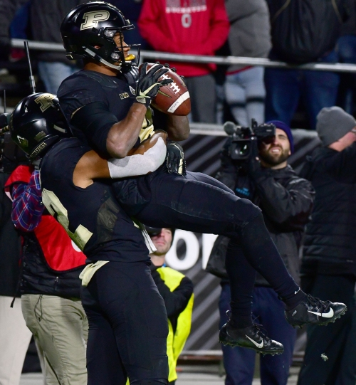 Baird: Purdue took the hard road to the glory of Saturday's upset blowout of Ohio State