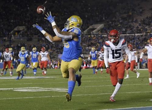 APTOPIX Arizona UCLA Football