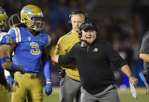 Video: Chip Kelly on UCLA's 31-30 win over Arizona