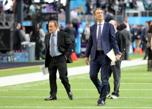 BX: Al Michaels, Cris Collinsworth 10 years at top of the game