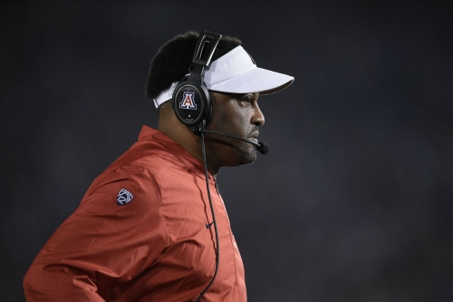 What Kevin Sumlin said after Arizona's loss to UCLA