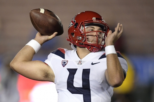 Notes, quotes and stats from the Arizona Wildcats' 31-30 loss to UCLA