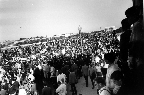 Today In History, Oct. 21: Vietnam War Protests