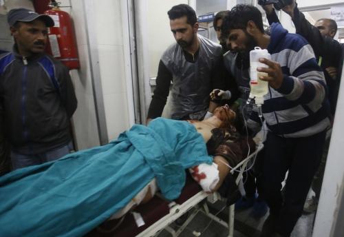 3 rebels, 5 civilians die in Kashmir amid battle, clashes