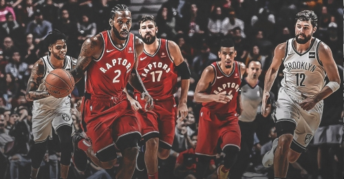 The Toronto Raptors are making the Finals