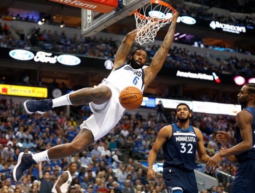 What 'inspirational leader' DeAndre Jordan said about his first home game in a Mavericks uniform