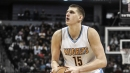Nikola Jokic makes history with perfect shooting night