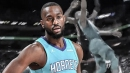 Kemba Walker becomes first to reach 10,000 points in franchise history