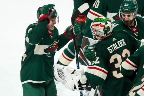 Wild grounds Lightning 5-4 in OT: 3 Things We Learned