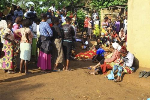 Congo rebels kill 15, abduct kids in Ebola outbreak region