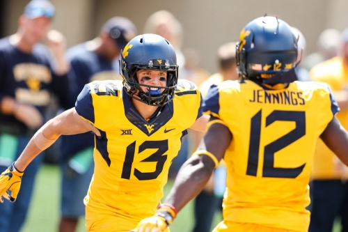 West Virginia Wins Bye Week and Moves Up in Poll