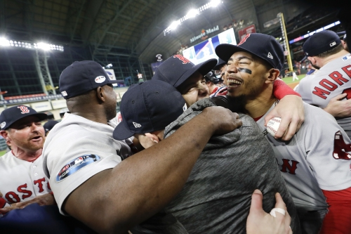 Whicker: Take the Red Sox in a longer, tougher World Series than most expect