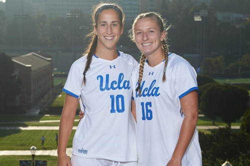 UCLA Women's Soccer Faces Oregon State in Final Home Game of the Season
