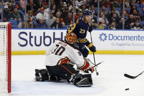 Complete Coverage: Sabres at Ducks | Game 9