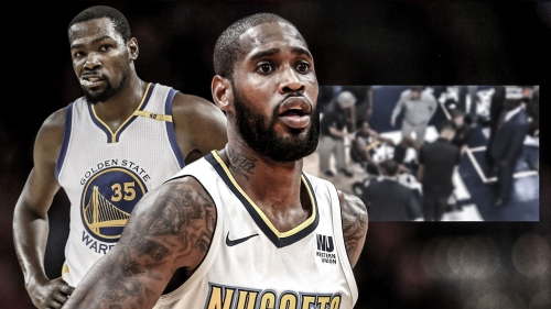 Nuggets' Will Barton needs MRI for hip injury, out vs. Warriors