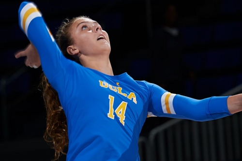 #20 UCLA Women's Volleyball Takes On #23 Washington State in Pullman