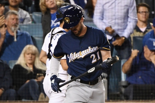 The Dodgers expose the Brewers' biggest weakness during the NLCS