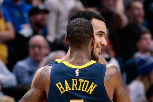 Solving a 'Mile High' Problem: Will Barton