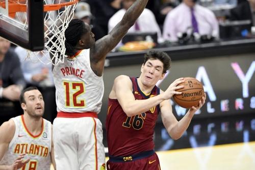 Game Thread: Hawks at Cavaliers