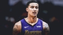 Lakers PF Kyle Kuzma says he needs to 'keep shooting' despite struggles