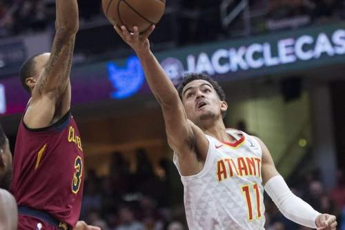 Trae Young explodes as Hawks down Cavaliers, 133-111
