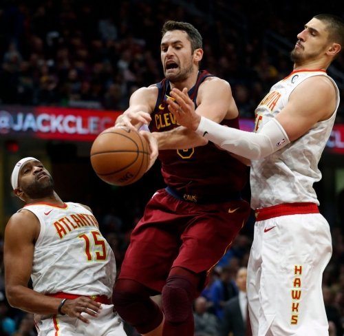 Cleveland Cavaliers' shoddy defense spoils home opener in 133-111 loss to Hawks: Chris Fedor's instant analysis