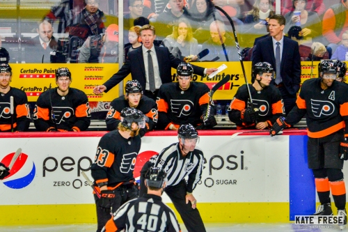 You Would Think: Philadelphia Flyers Inconsistent on Consistent Basis