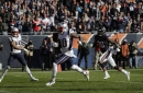 Josh Gordon continues to reward New England Patriots' faith with 100-yard outing against Chicago Bears