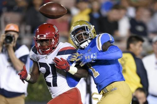 Grading Arizona's loss to UCLA