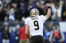 Walker: Another day, another milestone (or two) for Drew Brees, 'a helluva quarterback'
