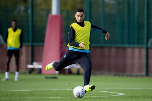 Aston Villa star reacts to being left out as defender linked transfer