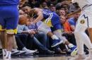 Late rally fails, Warriors suffer first loss