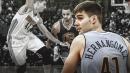 Video: Nuggets' Juancho Hernangomez has game-saving block to beat Warriors