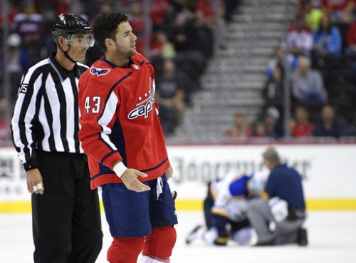 Sundqvist hopes Wilson 'learns his lesson'