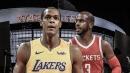 Lakers' home opener vs. Rockets generates huge ratings for ESPN