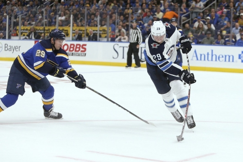 Preview: Blues at Jets