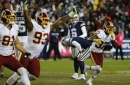 Missed FG after unusual call helps 'Skins top Cowboys 20-17