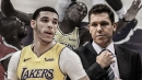 Lakers ready to move past Rockets incident