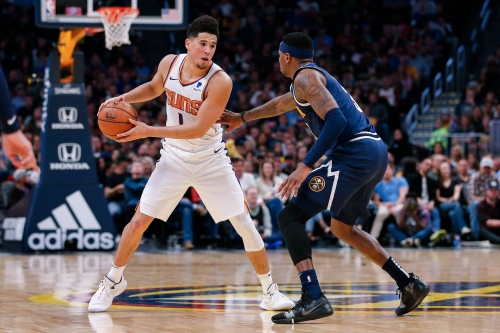 Suns start tough week with road test vs. Warriors