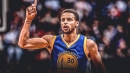 Warriors' Stephen Curry moves past Paul Pierce for 6th in career 3-point ladder