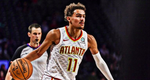 Trae Young makes Hawks history with 35-point night