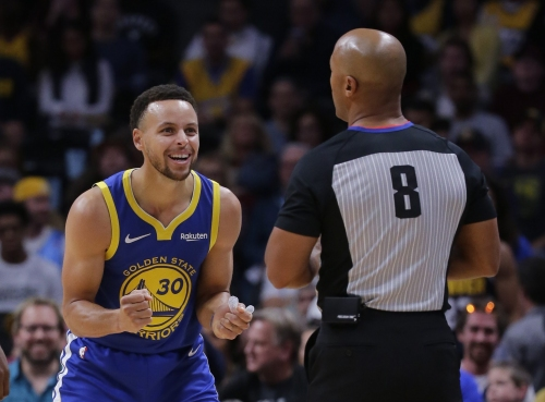 Warriors report: Warriors struggling with fouls, turnovers and shooting in loss to Denver